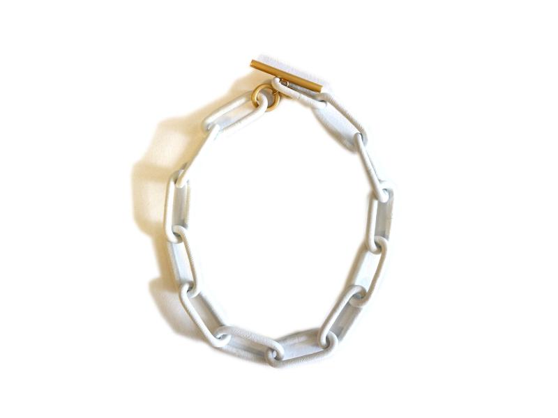 画像1: Wrapped NECK&BRACE (WHITE) (1)