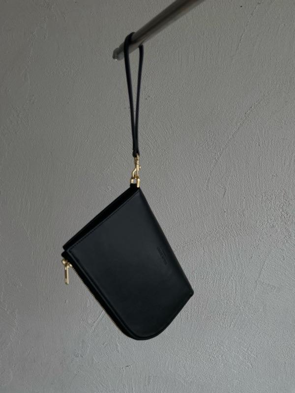 画像1: SUBWAY pouch/BLACK (1)